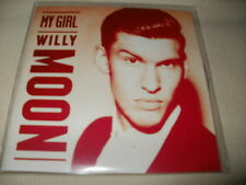 WILLY MOON - MY GIRL - UK PROMO CD SINGLE