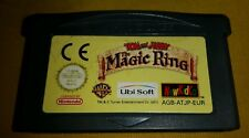 TOM & JERRY AND THE MAGIC RING - Game Boy Advance Gioco Game Gameboy GBA