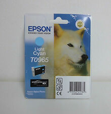 Original Epson Stylus Photo R2880 Light  CyanT0965