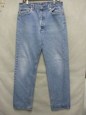 D6602 Levi's 501 USA Made Killer Fade Jeans Men 33x32