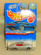 HOT WHEELS- DODGE CHARGER- 2000 FIRST EDITIONS- NEW ON CARD- L37