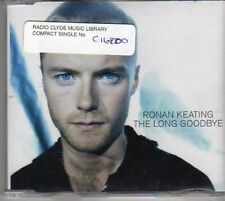 (BM471) Ronan Keating, The Long Goodbye - 2003 DJ CD