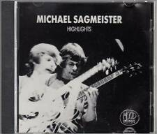 Michael Sagmeister - Highlights (CD Mood 1989) Feiner Fusion Jazz Rock! RAR!