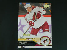 2014-15 Upper Deck UD Exclusives #263 Michael Stone Arizona Coyotes 030/100