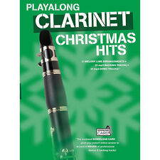 Playalong clarinette christmas hits - 31 chansons avec MP3 support & demo télécharger