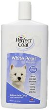 Perfect Coat White Pearl Shampoo for Dogs Size: 32-Ounce MODEL NO. I64232 NEW