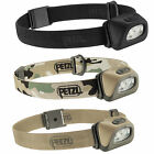 Petzl Tactikka+ 160 Lumens LED Head Torch [E89] Military Bushcraft Tactical