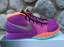Nike Kyrie 1 Easter Medium Berry Metallic Silver Hot Lava 705277-508 Size 8
