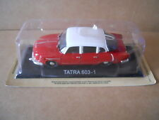 Legendary Cars TATRA 603-1 1:43 Die Cast [MV00]