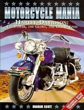 Motorcycle Mania: Harley-Davidson The Power, The Glory, The Legend (83-122532C)