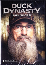 Duck Dynasty The Life of SI (DVD,1012) New