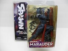 "2007 McFarlane Toys Other Worlds Series 31 ""Spawn the Marauder"" Figure MIB"