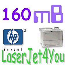 160MB MAXIMIZE HP LASERJET 4000 4050 5000 8000 MEMORY