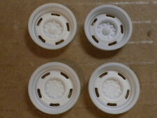 RESIN CHEVY 5 SLOT STEEL WHEELS S04