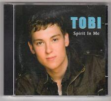 (GX323) Tobi, Spirit In Me - CD