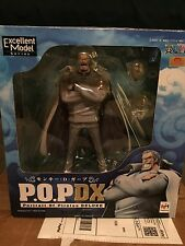 Excellent Model Megahouse Monkey D Garp One Piece POP
