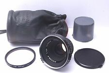 【Excellent+++】Zenza Bronica Nikkor-P 75mm F/2.8 for S2 w/Lens, Filter from Japan