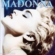 CD audio.../...MADONNA.../...TRUE BLUE..../...