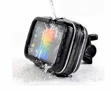 "Waterproof Bicycles/Motorcycle Case Mount Holder For 5"" Garmin Nuvi TomTom GPS"