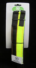 Fast Straps for Fixed Gear,or Mountain Bike YELLOW/BLACK. Blow Out Sale