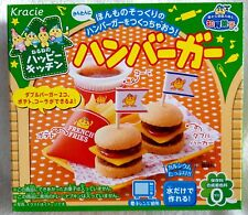 Kracie Popin Cookin Candy Hamburger Making Kit from Japan • Free Fast Airmail