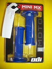 ODI BLUE MINI MX GRIPS YAMAHA TTR50 TTR50E ALL YEARS YAM TTR