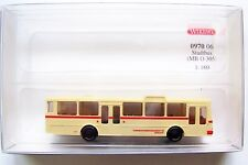 N scale Wiking Mercedes Benz O305 CITY BUS : Model BUS  97006