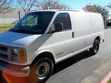 "Chevrolet: Express 2500 135"" WB"