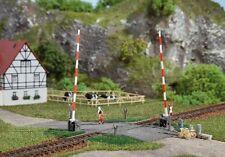 Auhagen 41604 Beschrankter Bahnübergang