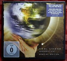 Neal Morse – Momentum Special Edition CD+DVD – 0506200 – Mint/Mint