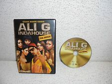 Ali G Indahouse The Movie DVD RARE Out of Print
