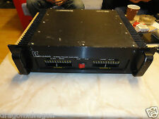 Kustom AA400 Power Amplifier / Verstärker, 1J. Garantie