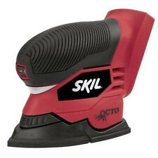 SKIL Cordless 18V Octo Multi-Finishing Sander (Tool Only)(Certified Refurbished)
