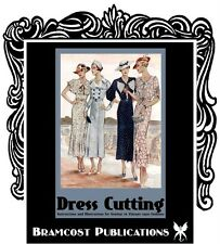 1932 Sewing Pattern Book (Making Drafting Fashion)
