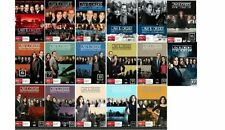 Law & Order - Special Victims Unit - SVU Series Complete Seasons 1-17 DVD Set
