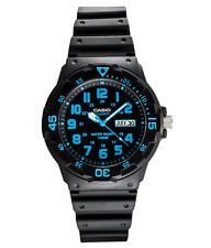 Da Uomo Casio MRW-200H-2 diver-look WATCH