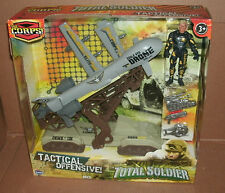 Total Soldier Eagle Eye Drone Play Set  The Corps Tactical Offense Adventure Toy