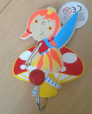 Fairy Wall Hook For Childrens Room