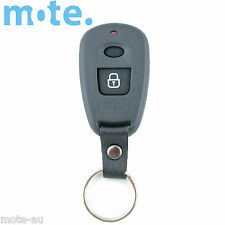 Hyundai Elantra/Santa Fe/Trajet 1 Button Key Remote Shell/Case/Enclosure