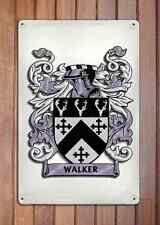 Strickland Coat of Arms A4 10x8 Metal Sign Aluminium Heraldry Heraldic