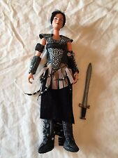 "VINTAGE 1999 Toybiz XENA Warrior Princess Evil Xena Armageddon Now 12"" Doll"