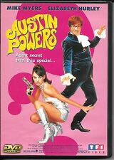 DVD ZONE 2--AUSTIN POWERS--MIKE MYERS/HURLEY/