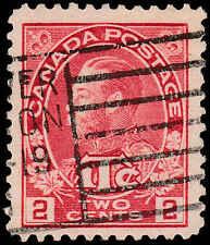 Scott # MR3  - 1916 - ' King George V '; War Tax