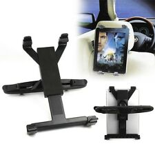 Auto Car Headrest 360° Rotated Support Mount Stand Holder For iPad Tablet PC GPS