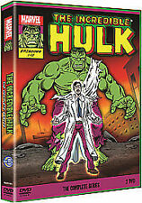 THE INCREDIBLE HULK COMPLETE 1966 SERIES DVD 2 DISC 13 EPISODES MARVEL