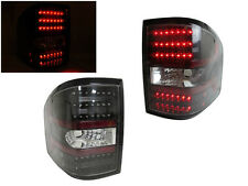 USA Depo 04 05 06 07 08 Ford F150 F-150 Flareside Black LED Tail Light Pair