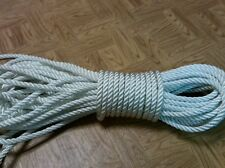 200 feet of 7/16 inch polyester combo  rope /anchor line/climbing rope