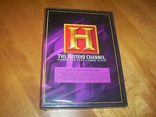 LAST SECRETS OF THE AXIS World War II Nazi Japan HISTORY CHANNEL Rare DVD NEW