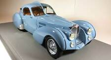 ILARIO IL1804 - Bugatti 57S Atlantic 1936 sn57473 Current and 1955 Car blue 1/18