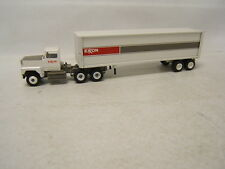 Winross  Exxon Cargo Tractor Trailer 1:64 Diecast Made in USA